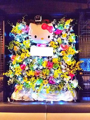 FlowerWall05 装飾花
