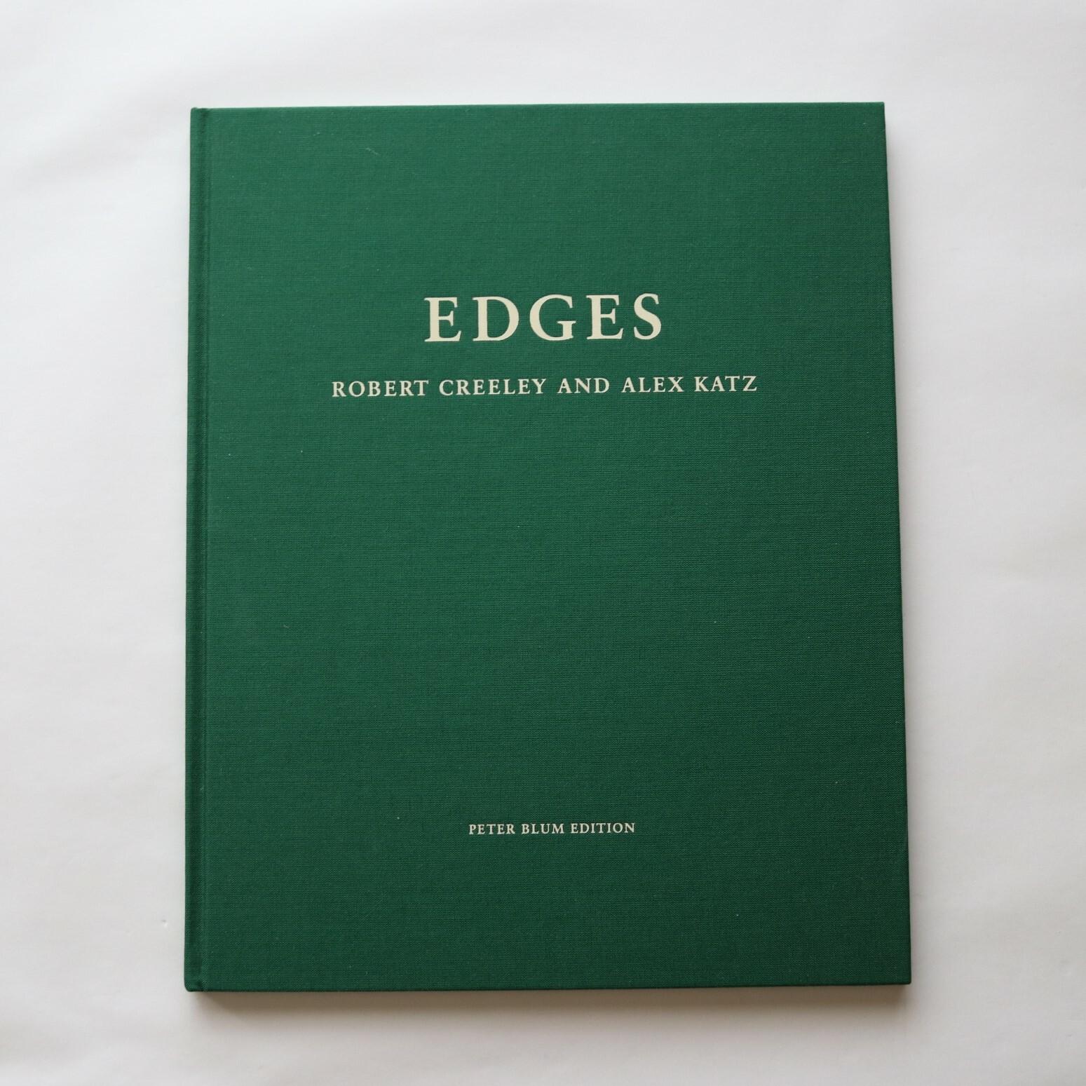 Edges / Robert Creeley (Author), Alex Katz (Author),