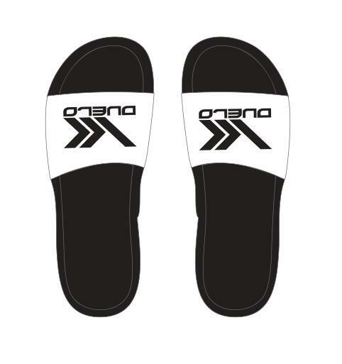19015 Sports Sandals WHT/BLK