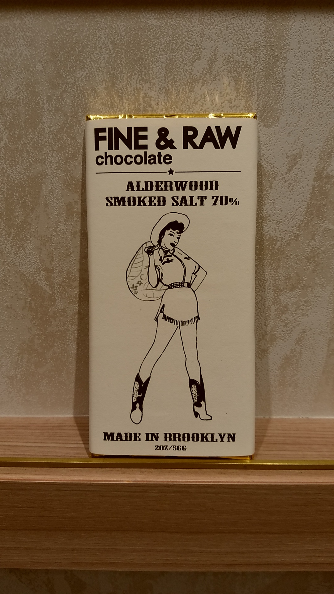 【FINE&RAW/ファインアンドロー】アルダーウッド スモークソルト(大サイズ)