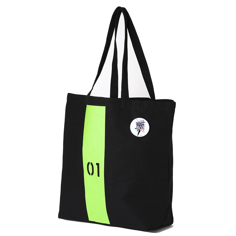 EVANGELION Numbering Tote Bag (ブラック(初号機))  / RADIO EVA