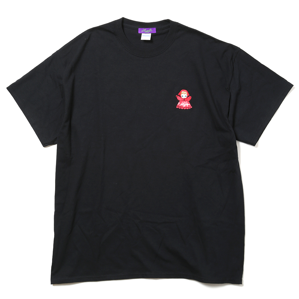 PUPPET Collection BIG T-Shirt (ブラック) / RADIO EVA