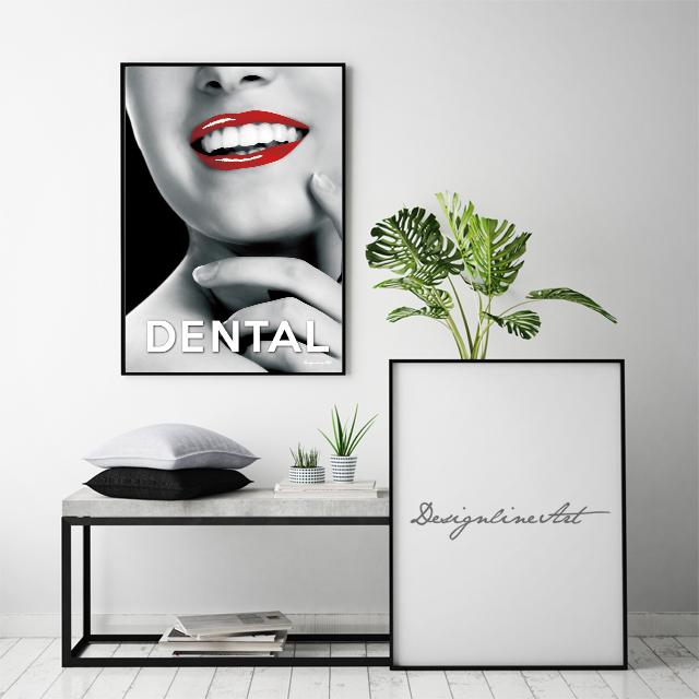 Brand B2ポスター(フレーム入り)