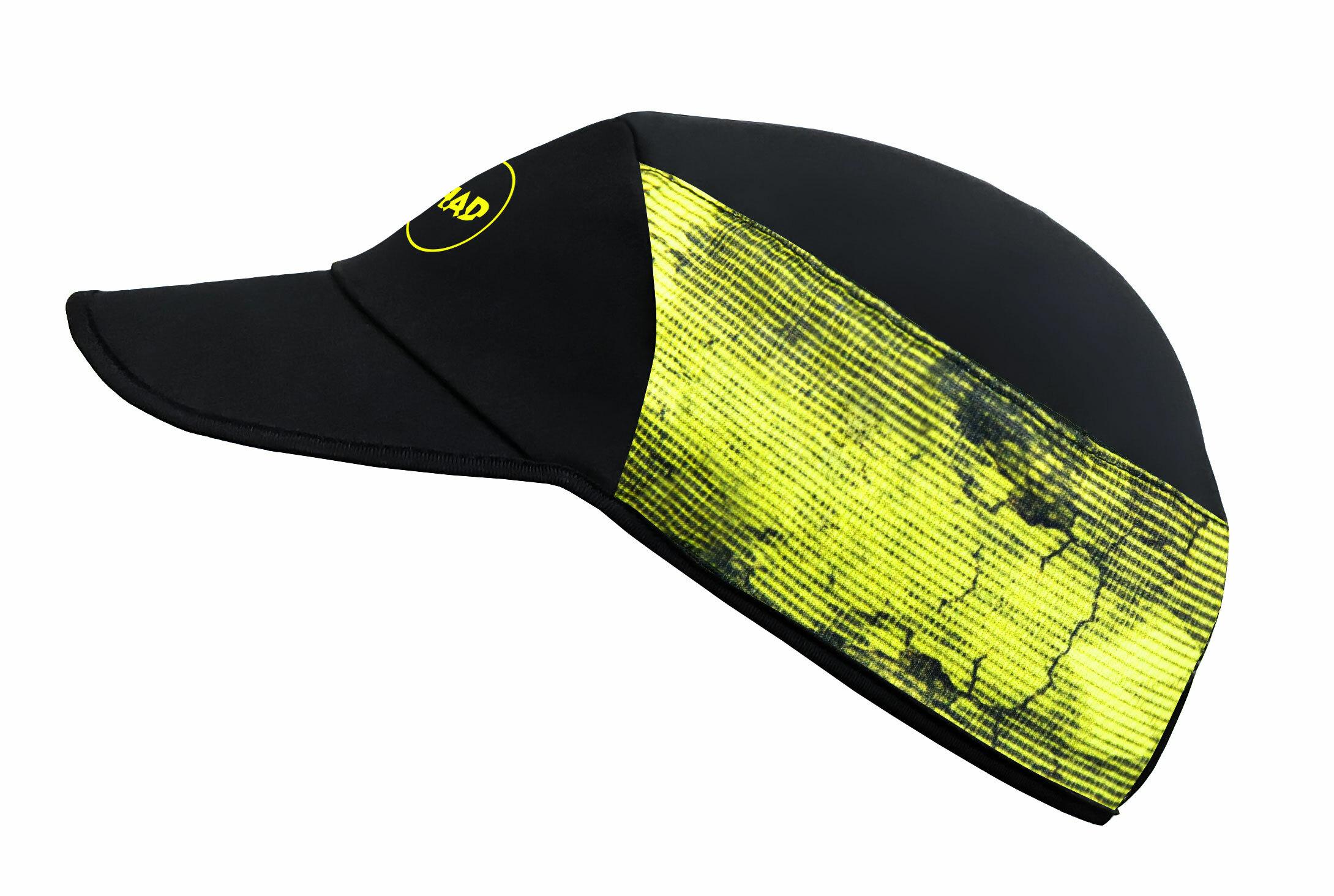 H.A.D. / Ultralight Cap - Yellow Crush