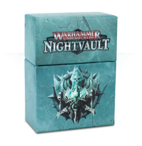 WH UNDERWORLDS: NIGHTVAULT DECK BOX