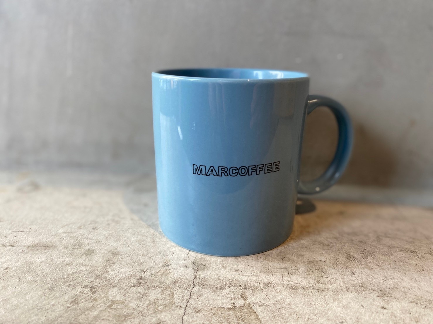 MAG CUP(MARCOFFEEロゴ)
