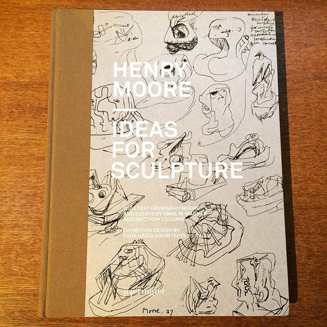 作品集「Ideas for Sculpture/Henry Moore」 - 画像1
