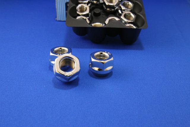 KYO-EI 汎用ホイルナット 貫通小径タイプ - 画像2