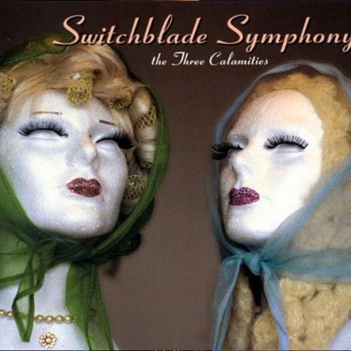 Switchblade Symphony ‎- The Three Calamities (LTD. Clear LP)