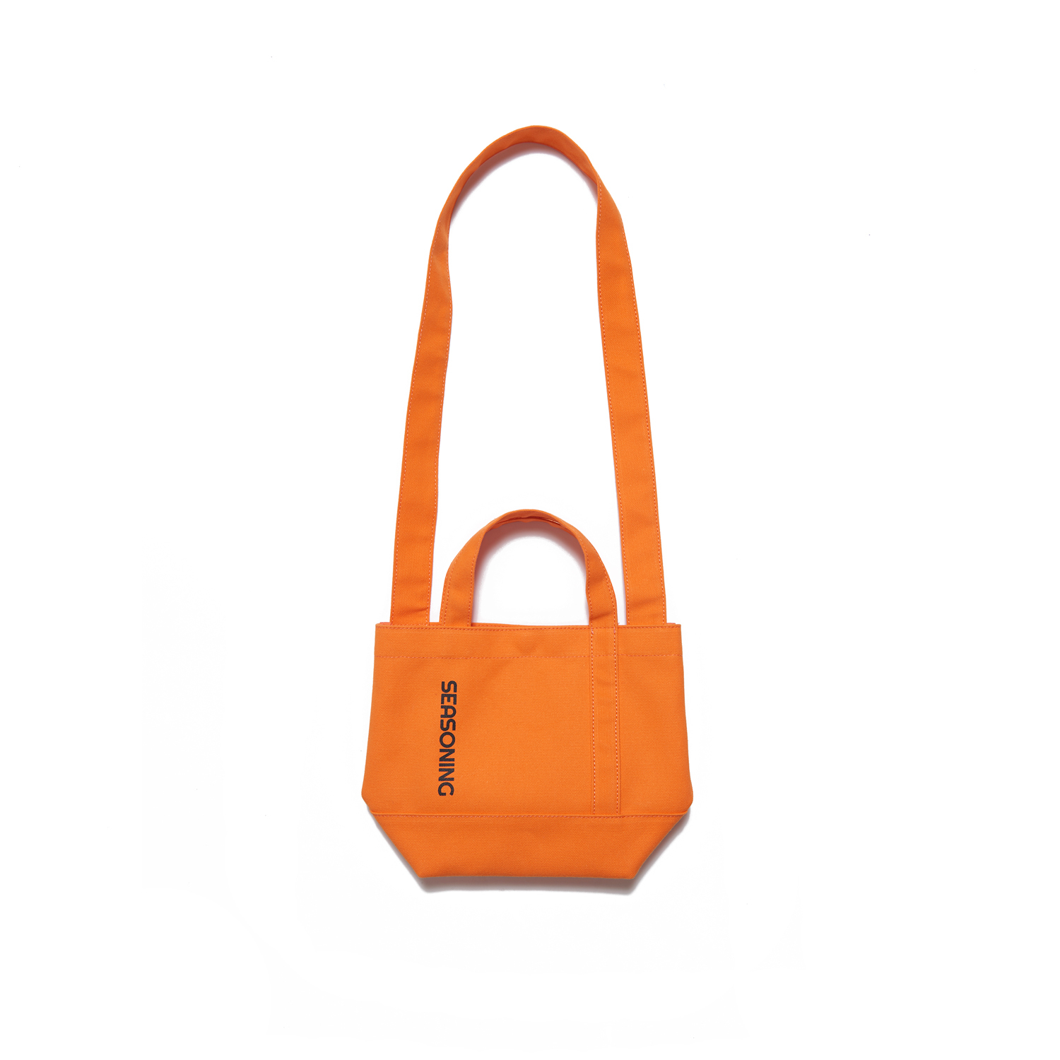 MINI TOTE BAG -  ORANGE