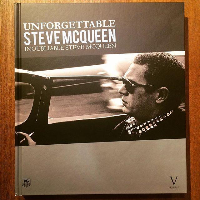 スティーブ・マックイーン写真集「Unforgettable Steve McQueen」 - 画像1