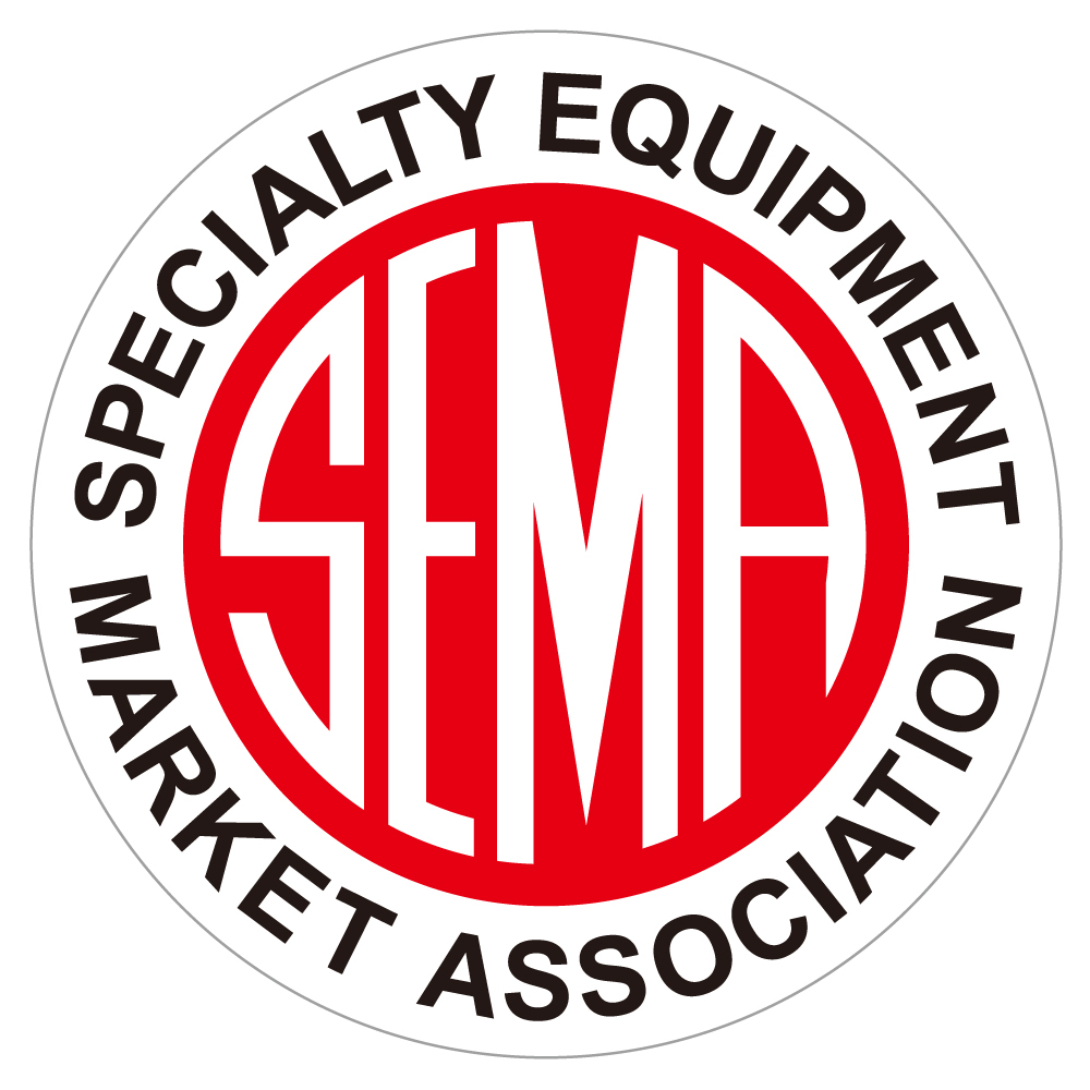 """107 カスタムの祭典 SEMA SHOW """"California Market Center"""" アメリカンステッカー スーツケース シール"""