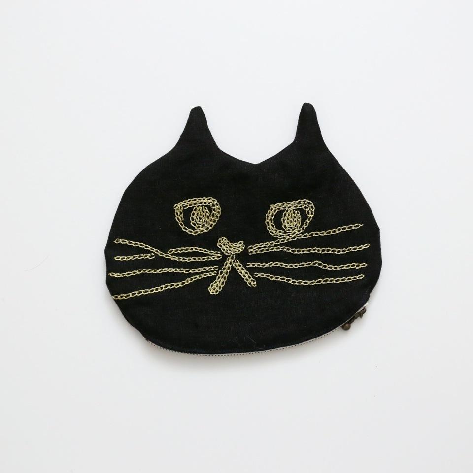 ネコポーチ(黒猫)