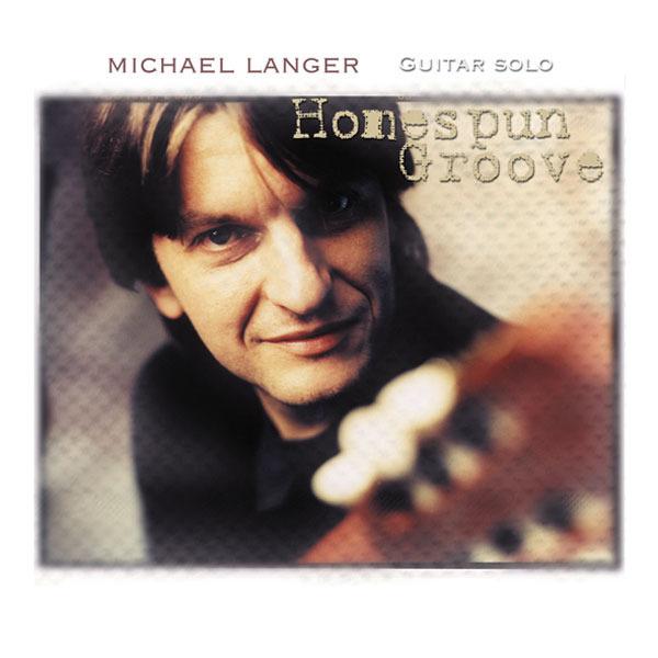 AMC1186 Homespun Groove / Michael Langer(CD)