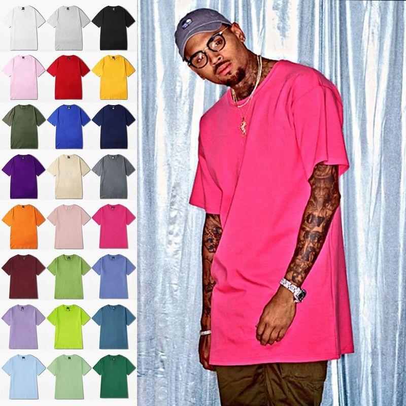 選べる24カラー BIGサイズ Tシャツ 半袖 メンズ レディース ユニセックス ラウンドネック 無地 オーバーサイズ 大きいサイズ ルーズ ストリート