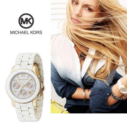 マイケルコース レディース腕時計 クロノグラフ MK5145