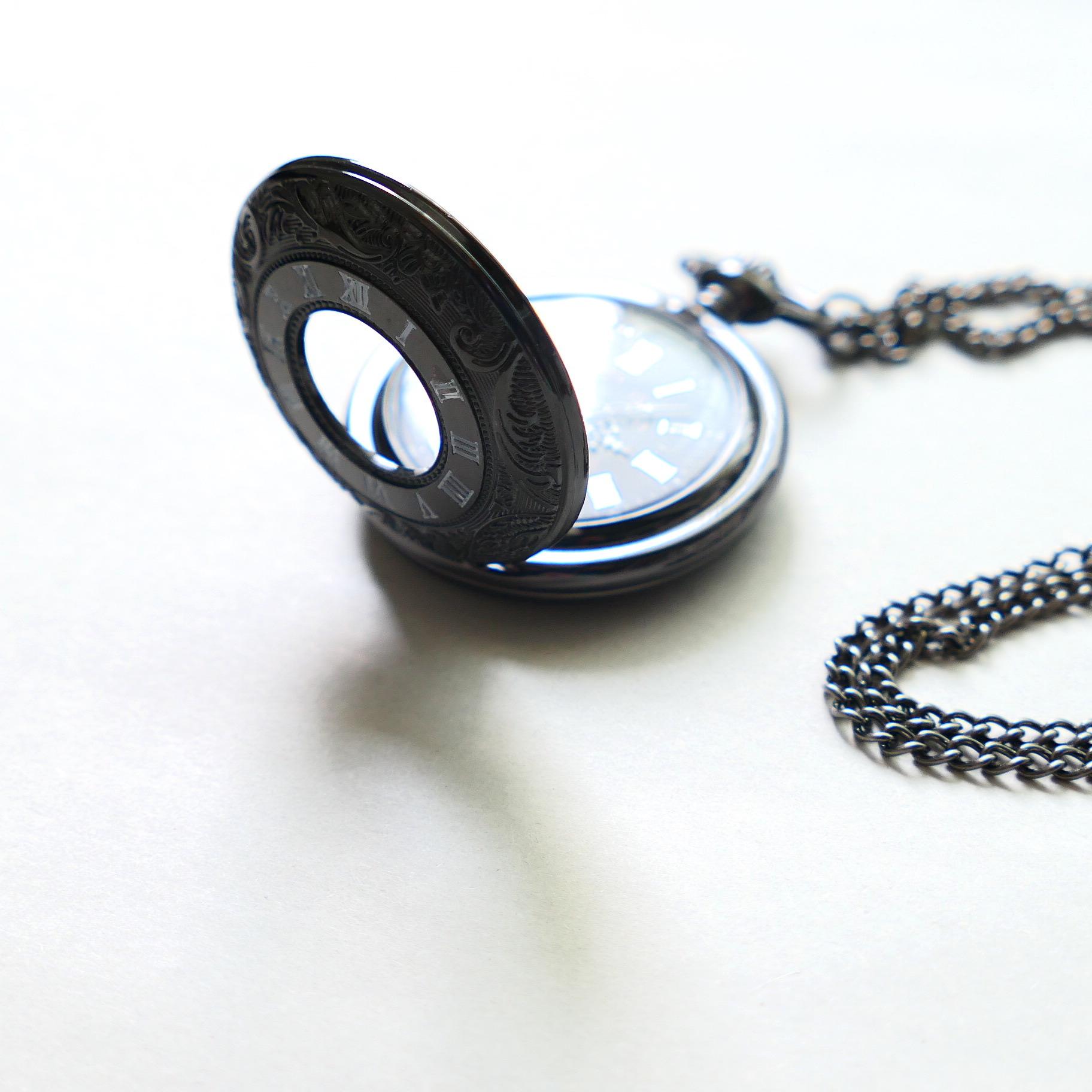 t[I02]アイディール 懐中時計