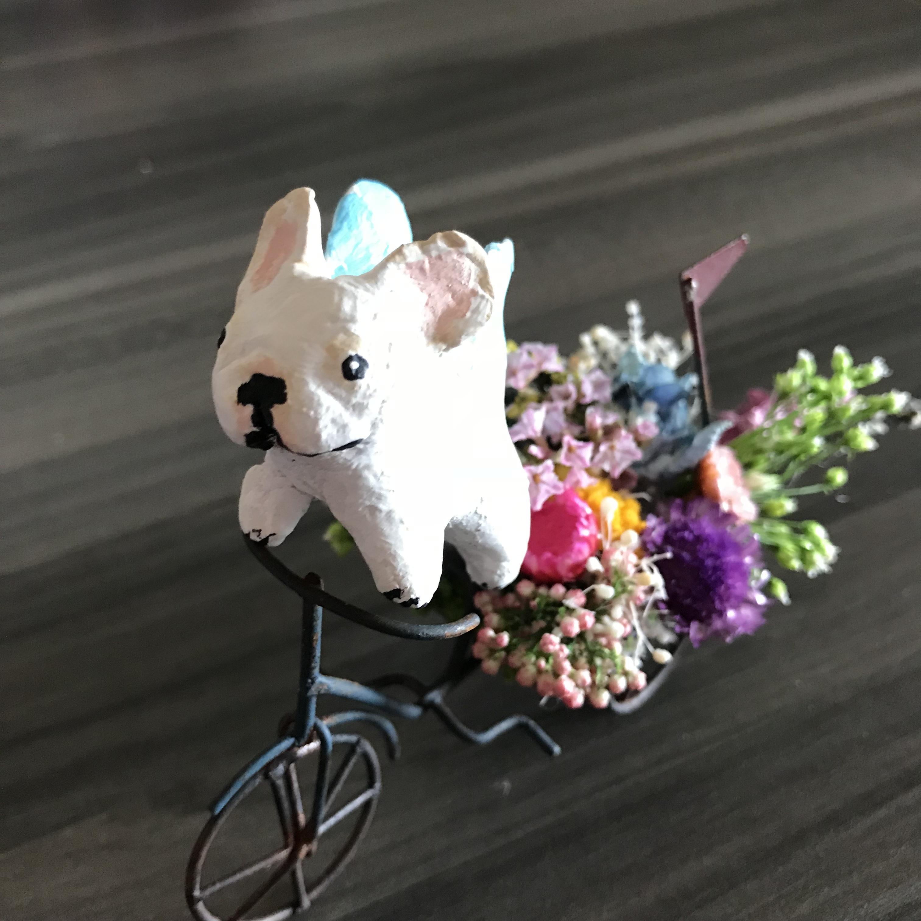 幸せをお届けするBUHI(三輪車)小⑦