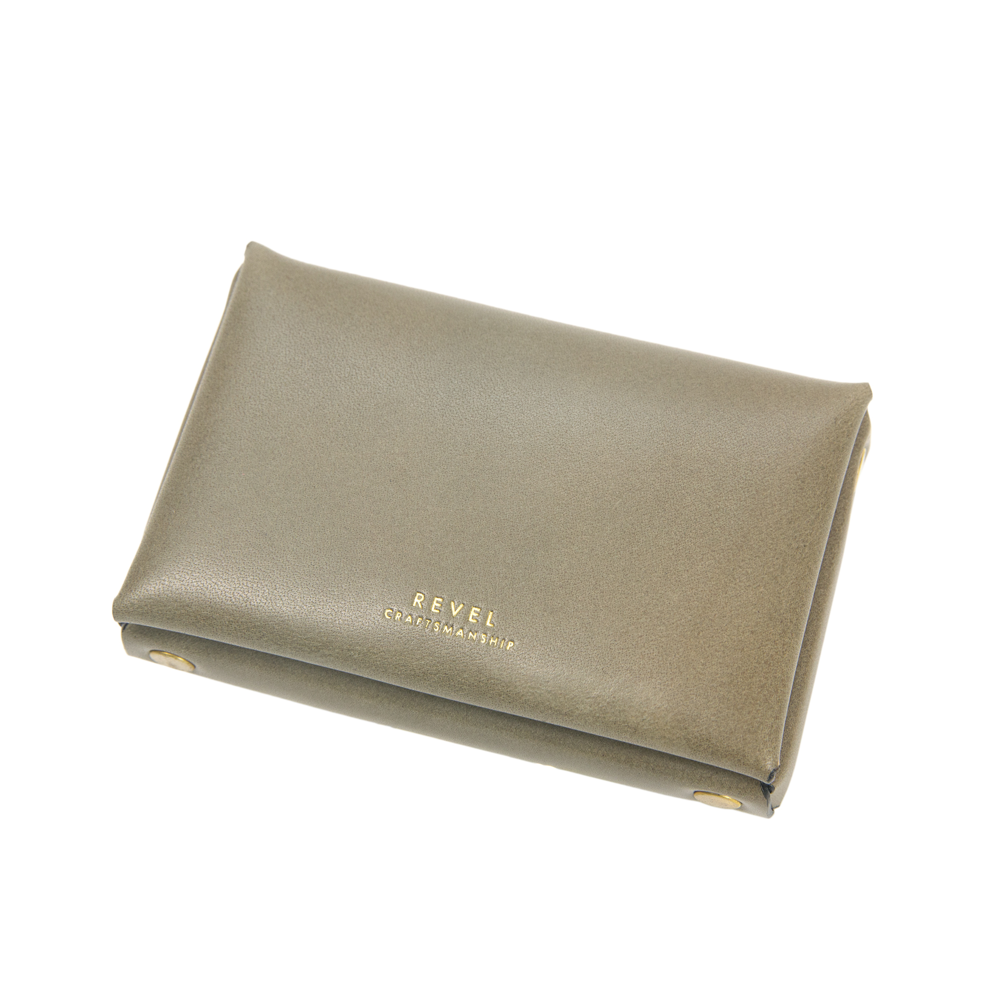 CARD CASE GRAY