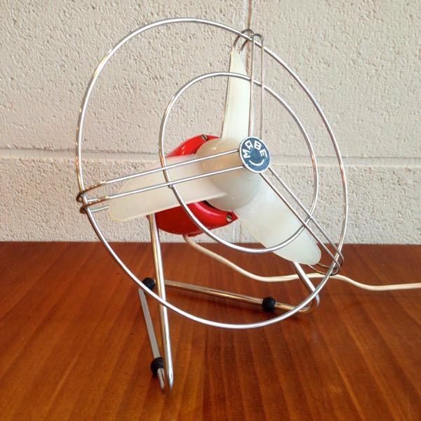 Italian Design Electric Fan