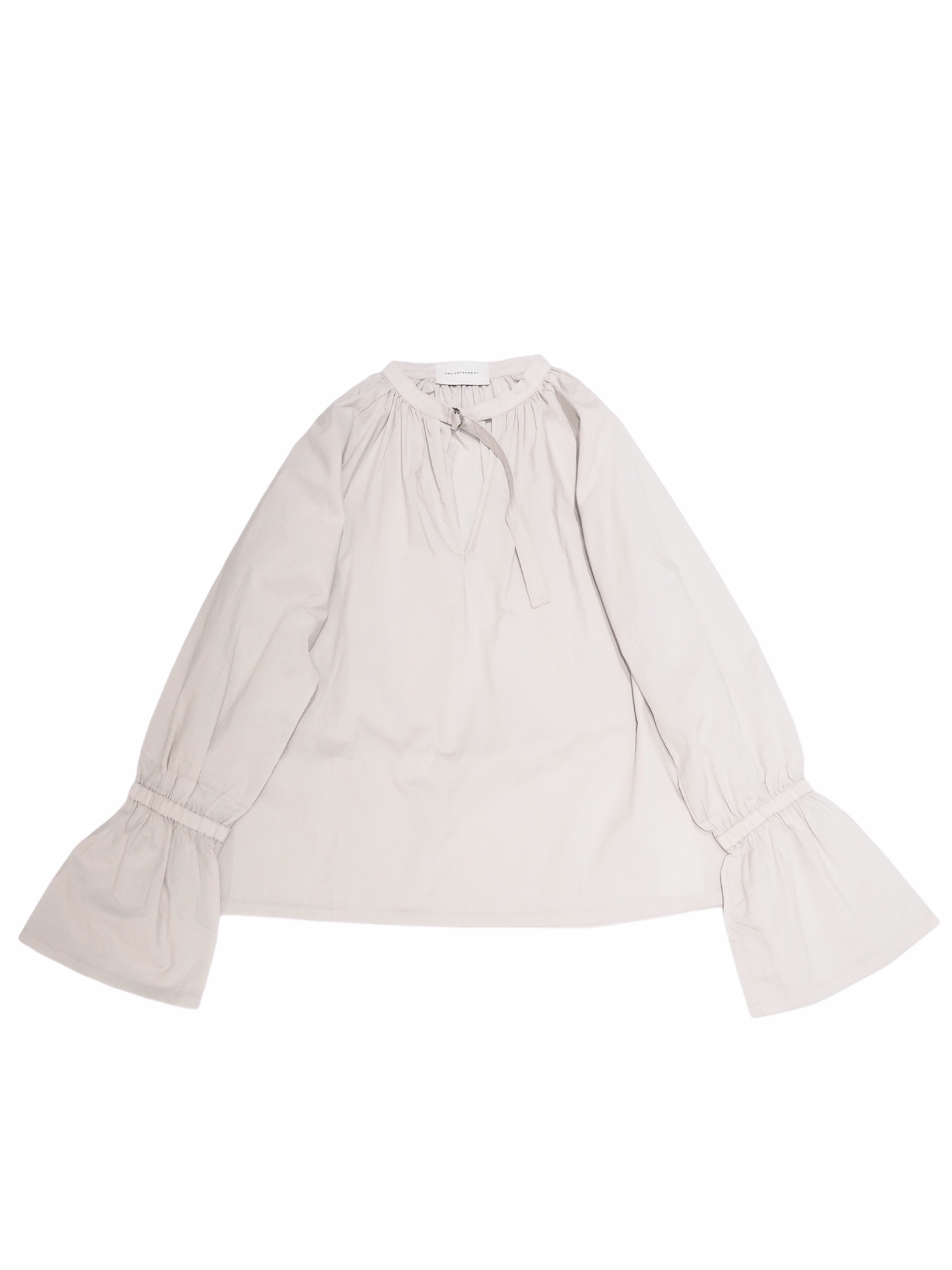 【ENLIGHTENMENT】GATHER BLOUSE