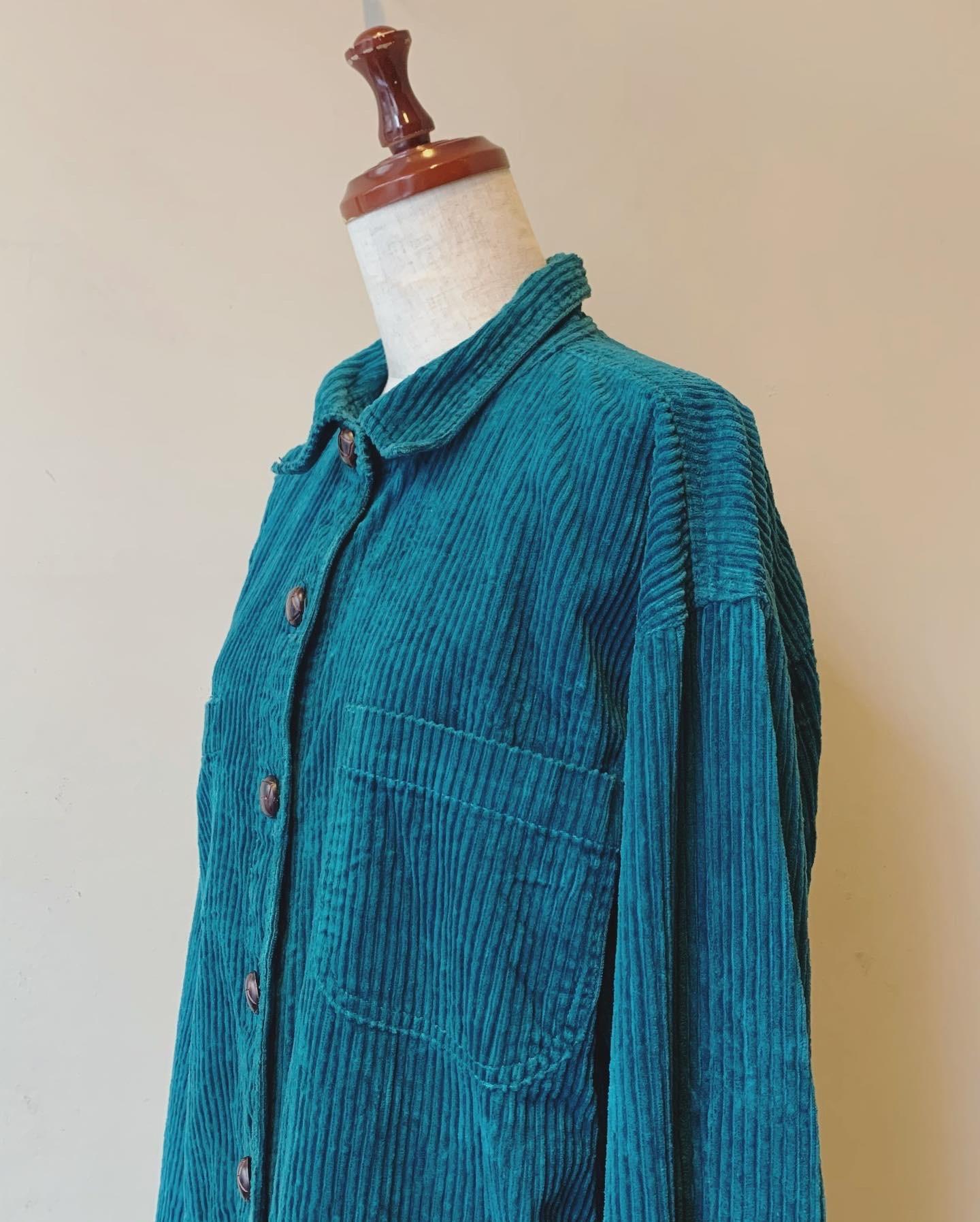 vintage corduroy outer