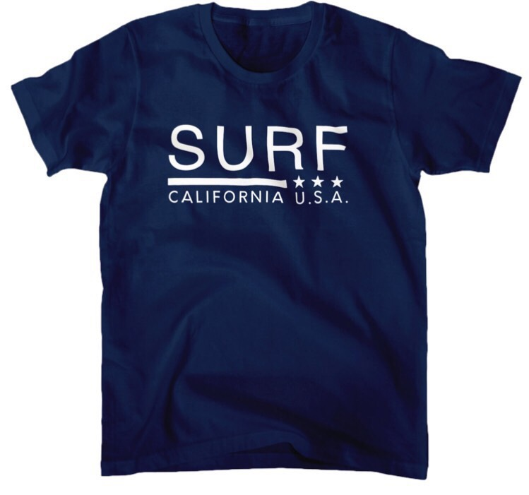 SURF CALIFORNIA Tee