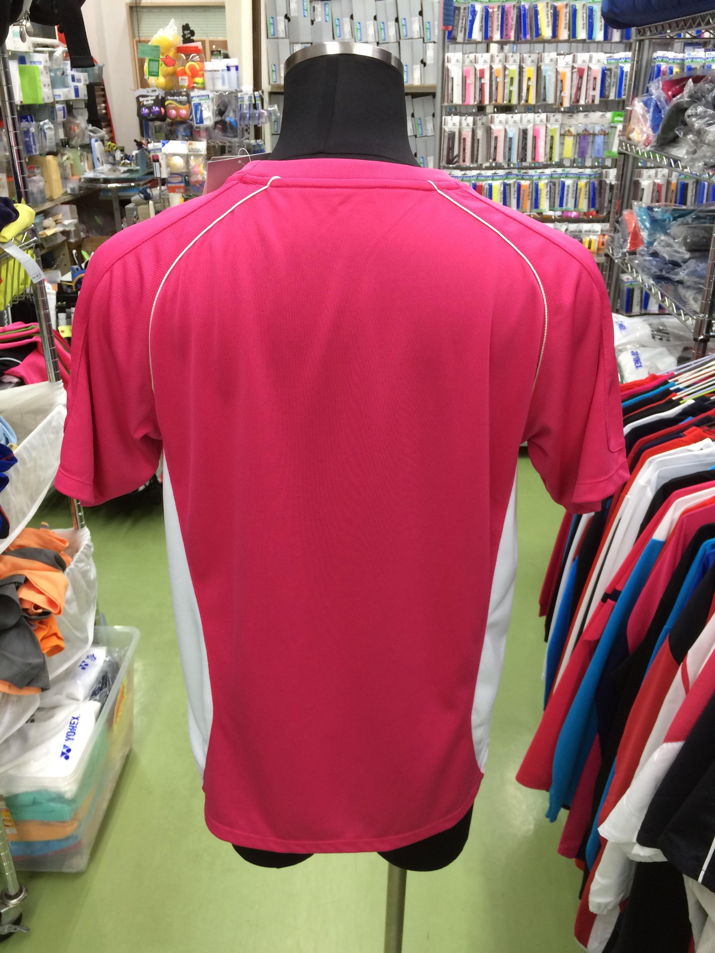 ウィルソン Tシャツ WRJ4404MG - 画像2