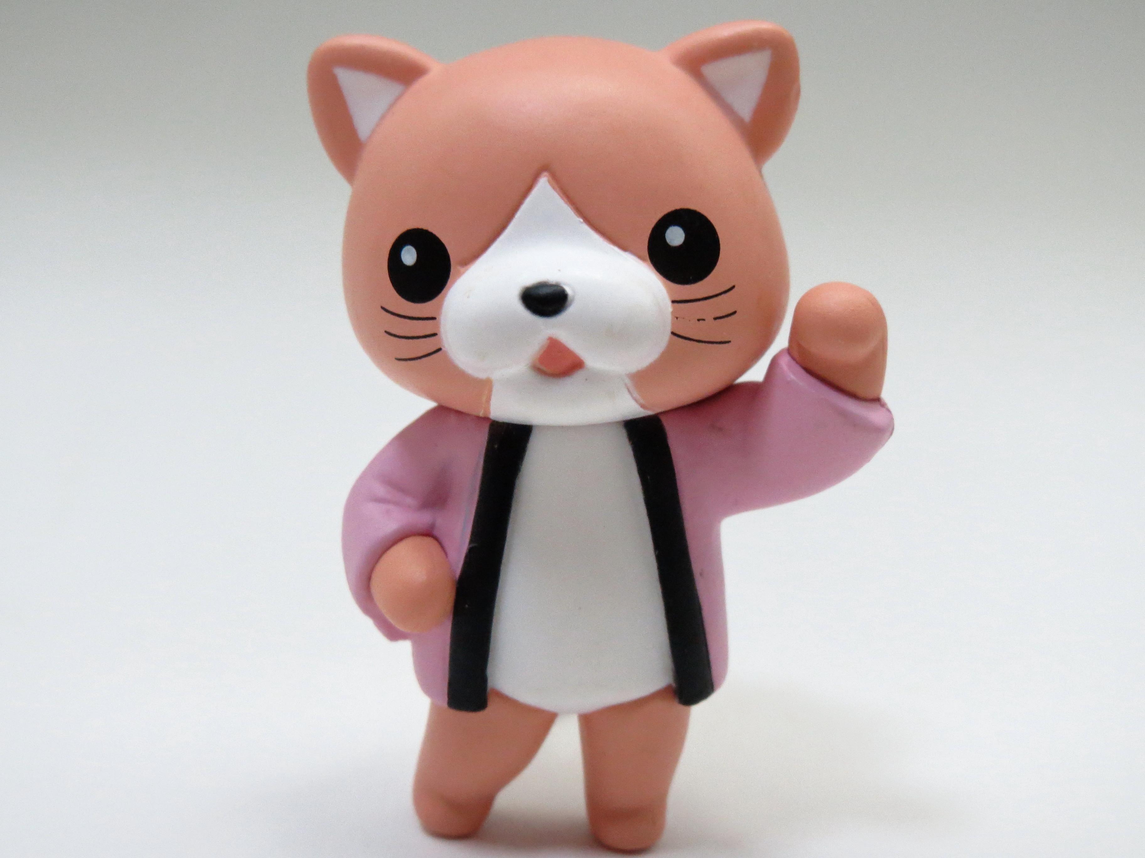【SALE】【321】 田村ゆかり 小物パーツ くすんでないネコ ねんどろいど