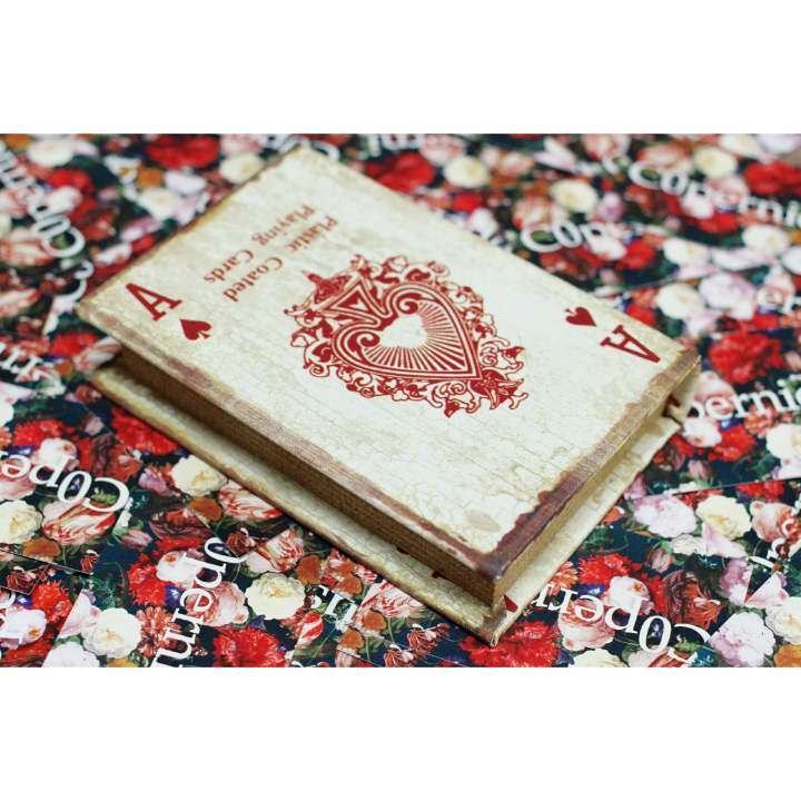 Bookボックス【A♠】/シークレットボックス/アンティーク雑貨/浜松雑貨屋C0pernicus