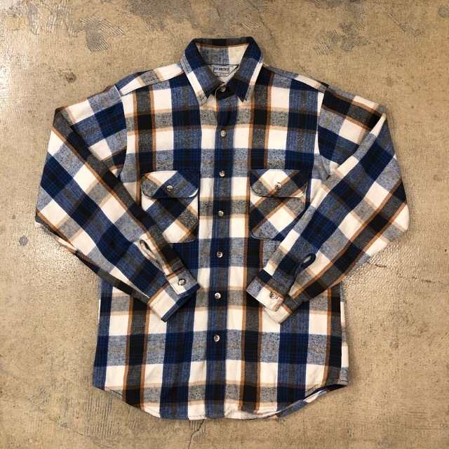Five Brother 70's Flannel Shirts ¥6,200+tax