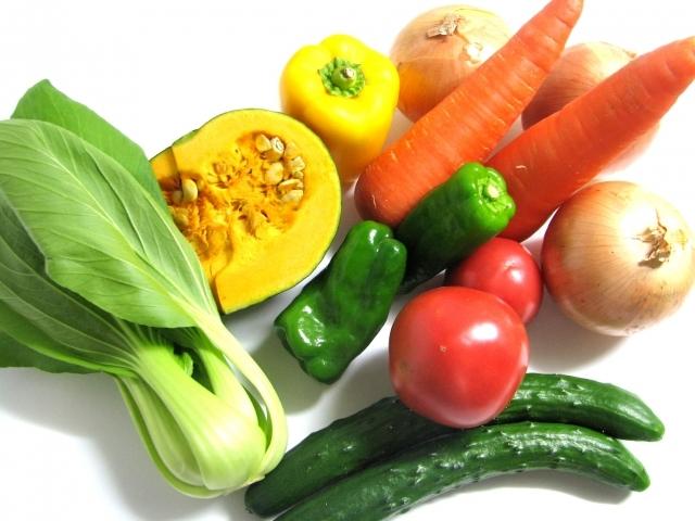 旭志の旬野菜(7~10品)