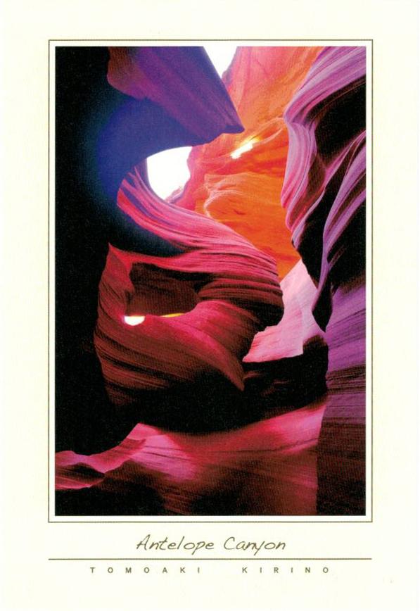 ポストカード セドナ:奇跡の大地へ A(8枚入り)