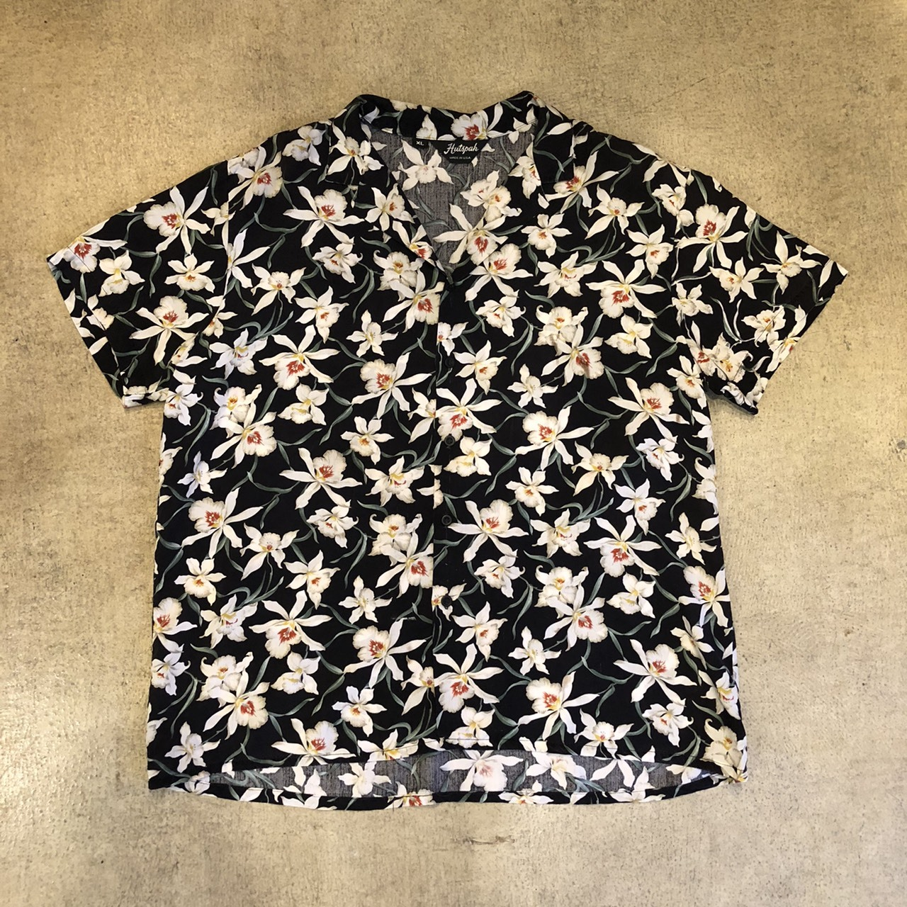 Hutspah Aloha Shirts ¥5,400+tax