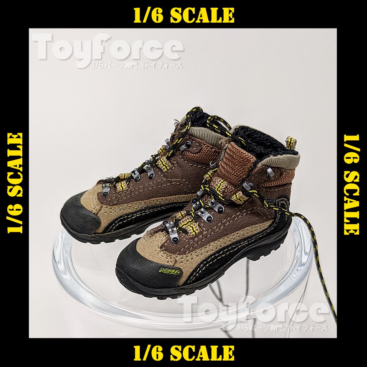 【06045】 1/6 DamToys 靴