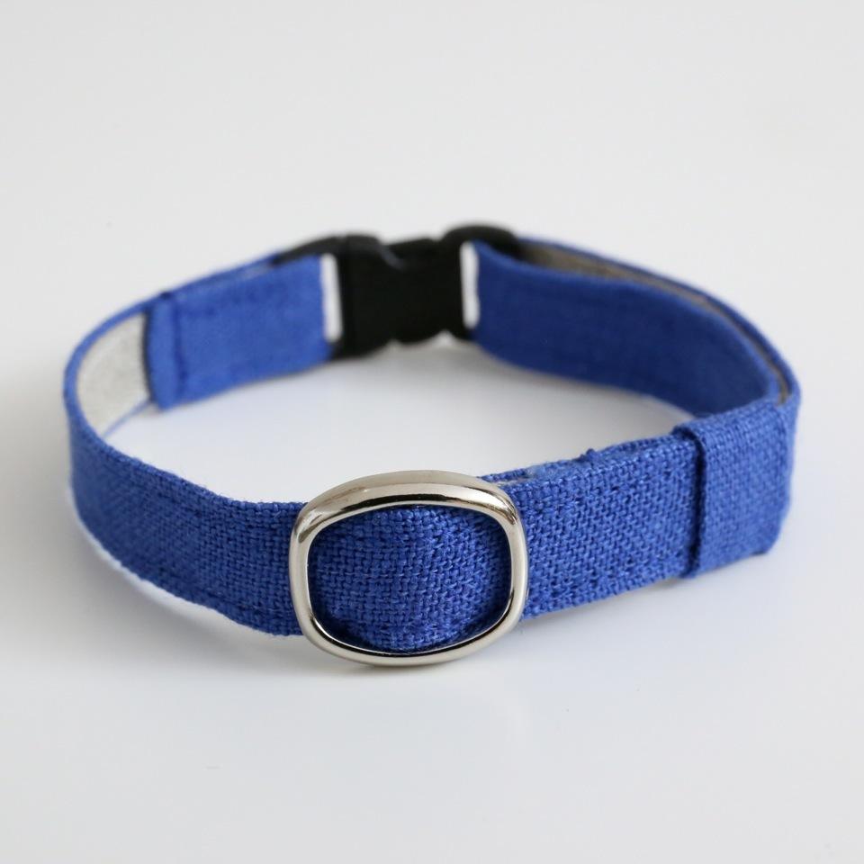 猫の首輪(Blue)