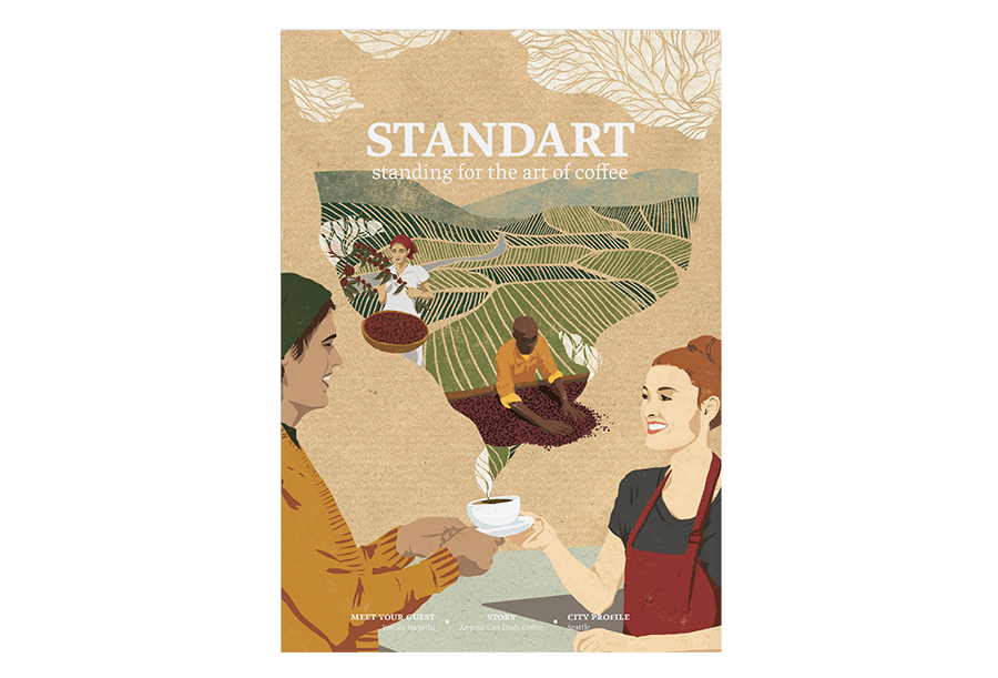 Standart Japan Issue 4