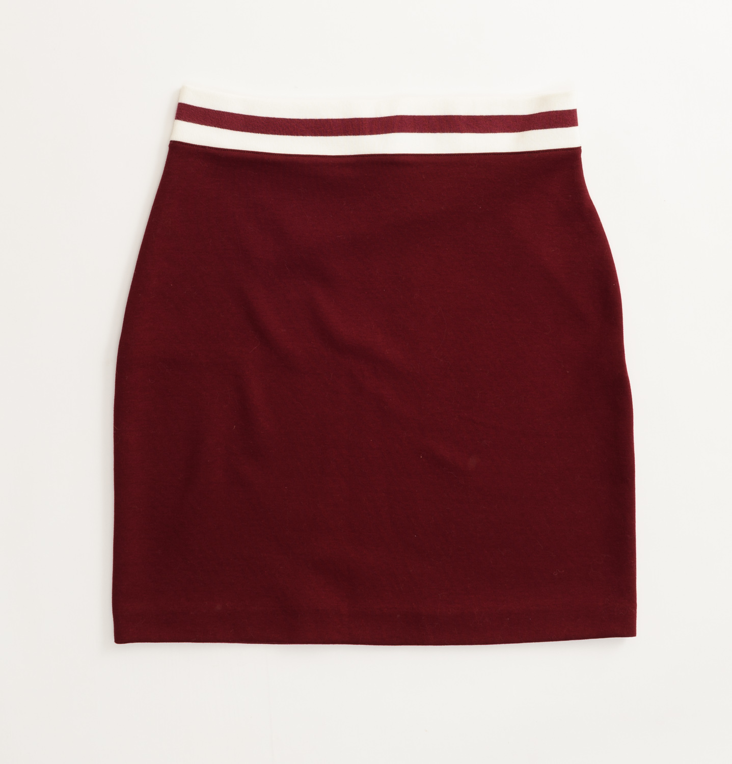 【SON OF THE CHEESE】WILLGIRL SKIRT(WINE)