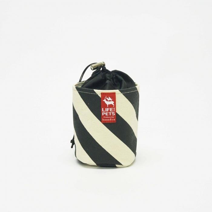 POO POO bag / プープーバッグ / 墨 / 朱 / 空 / 蒲公英