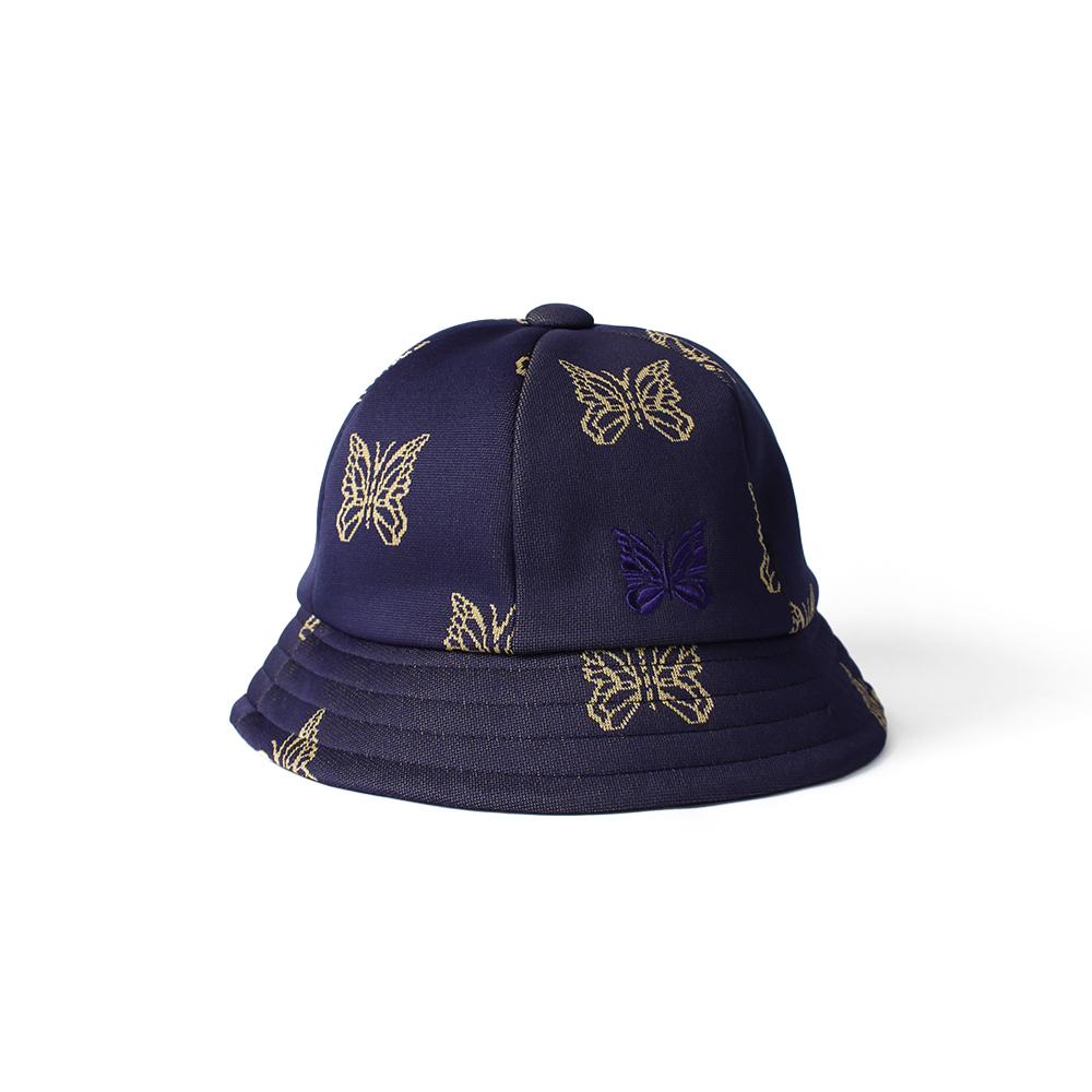 NEEDLES Purple Backet Hat