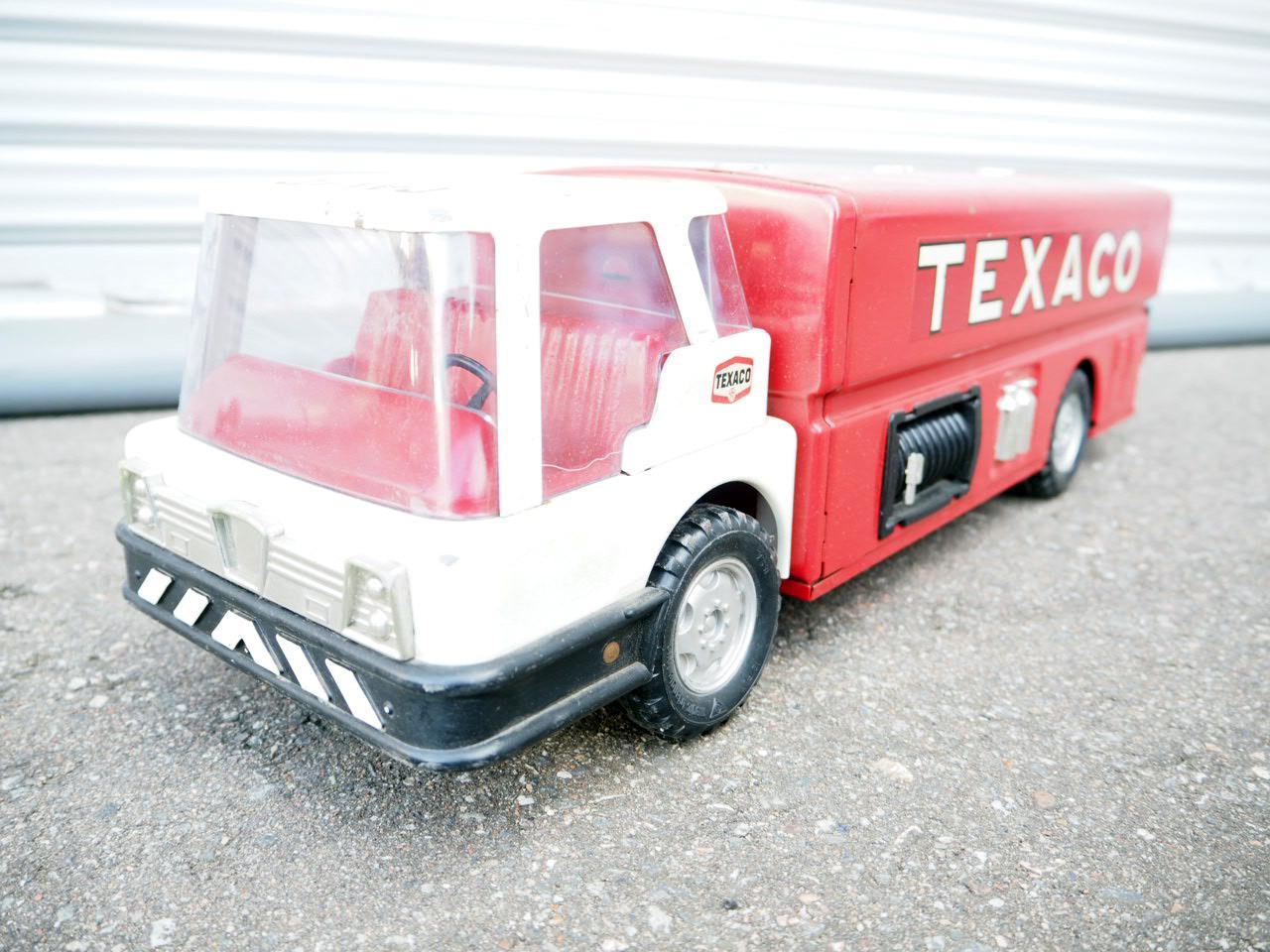 品番1056 ブリキ おもちゃ TEXACO  テキサコ トラック ヴィンテージ 1960's 011