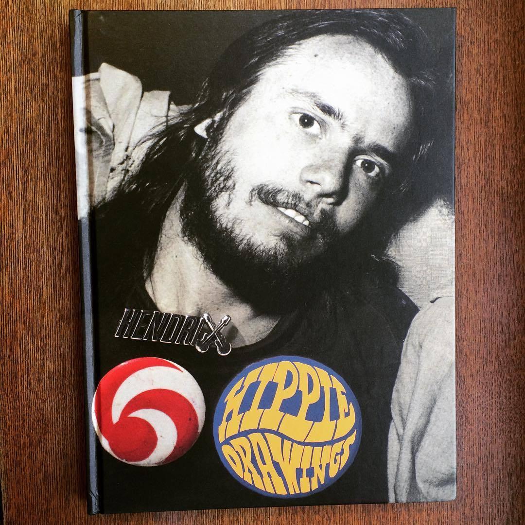 リチャード・プリンス画集「Hippie Drawings/Richard Prince」 - 画像1
