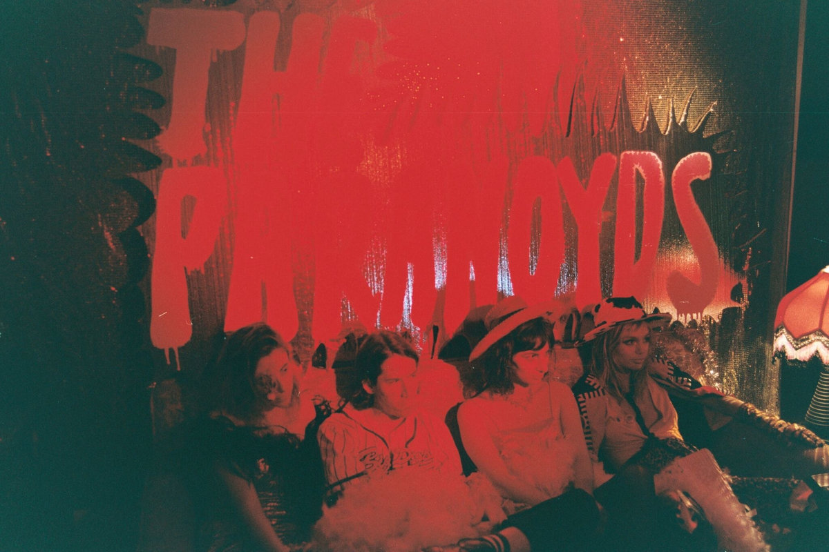 The Paranoyds / Eat Their Own (200 Ltd Cassette)