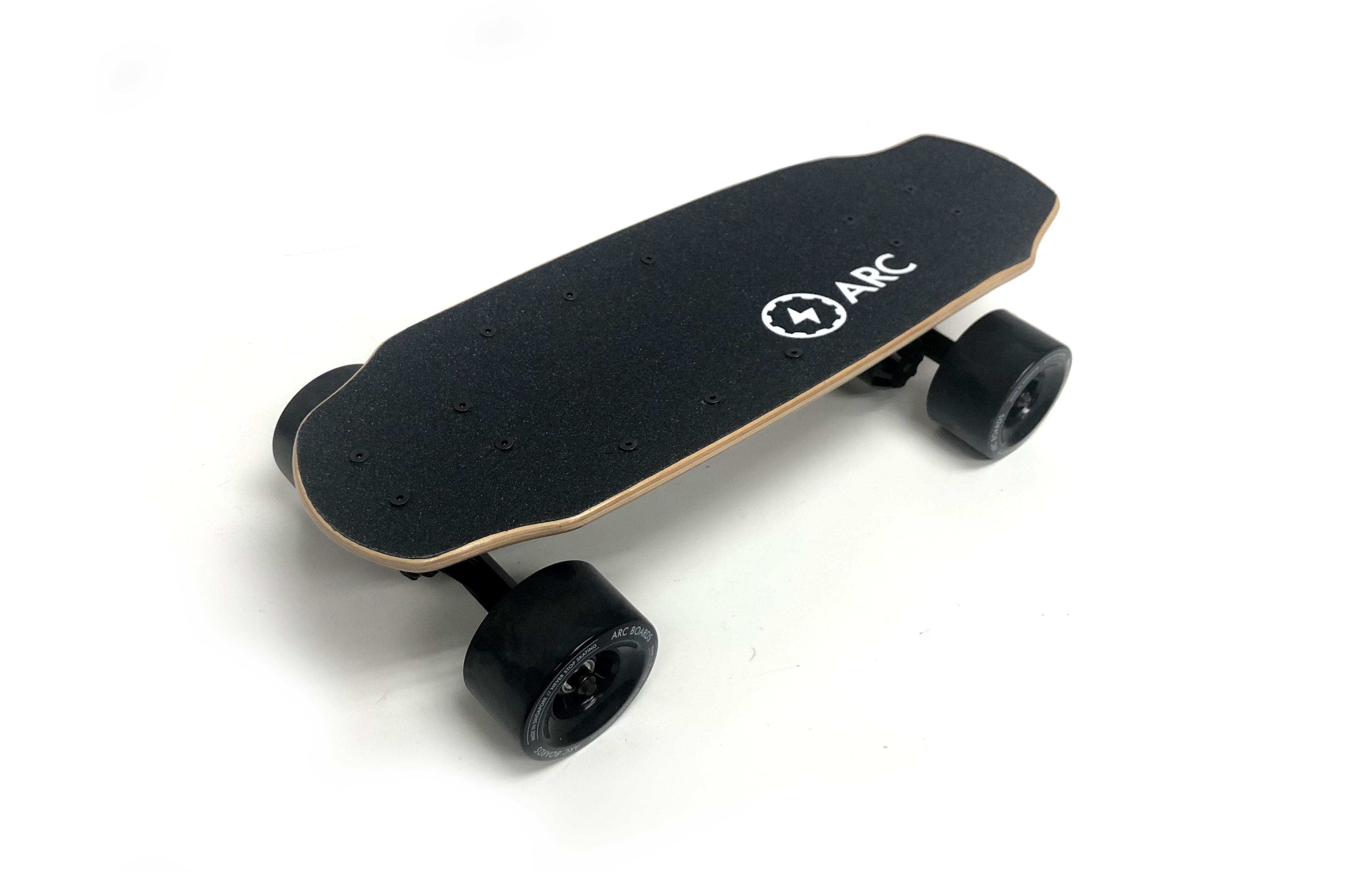 ARC BOARD Next Generation|パワフル電動ペニースケートボード第2世代<限定2台>