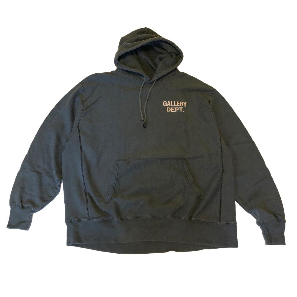 GALLERY DEPT Logo Hoodie