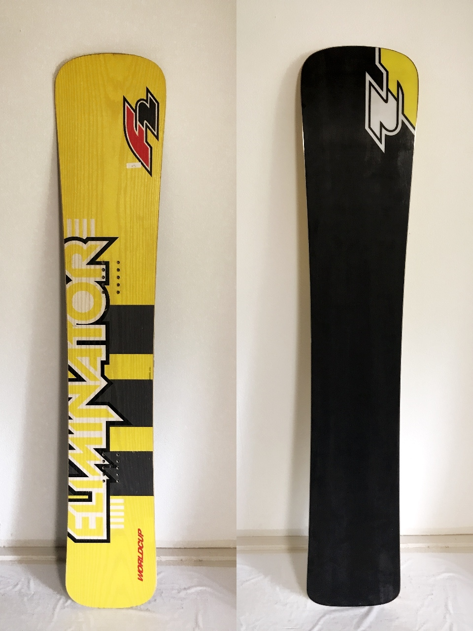 【 F2】 ELIMINATOR WC WOOD EDITION 153 16-17モデル/中古(492)