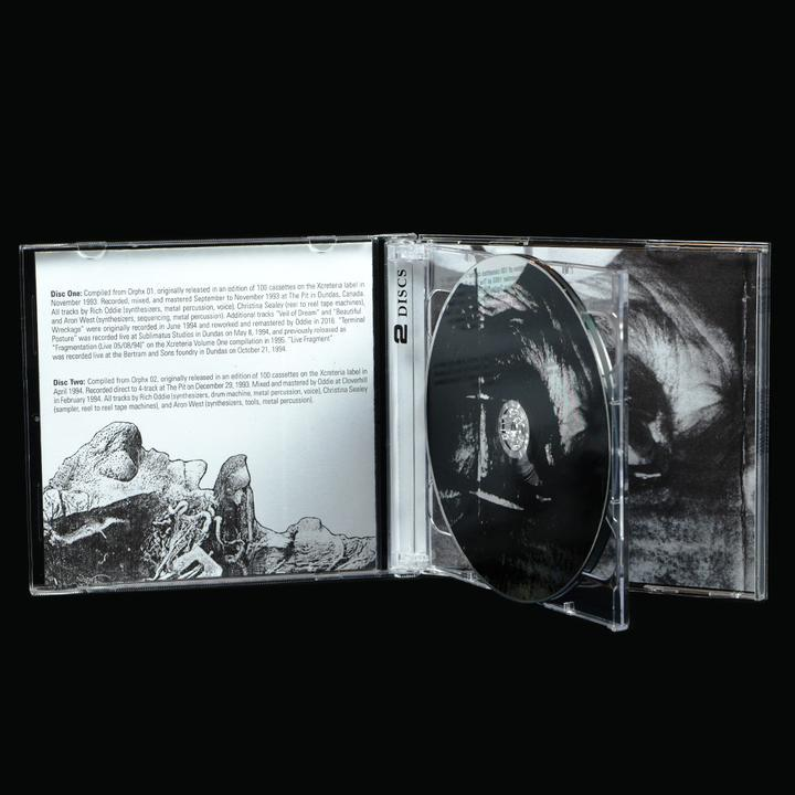 ORPHX - 01/02  2xCD - 画像3