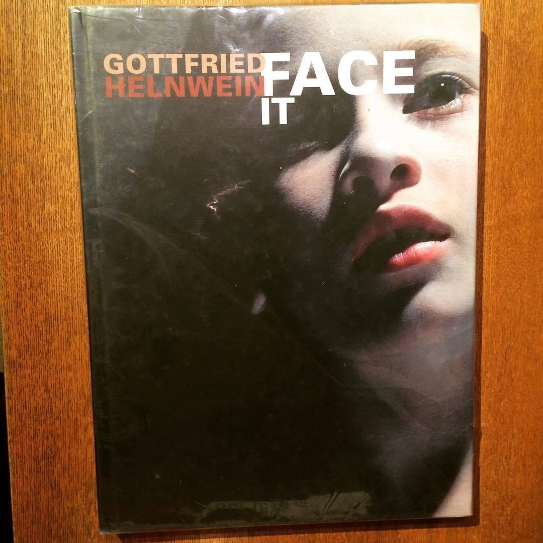 ゴットフリート・ヘルンヴァイン画集「Face It/Gottfried Helnwein」 - 画像1