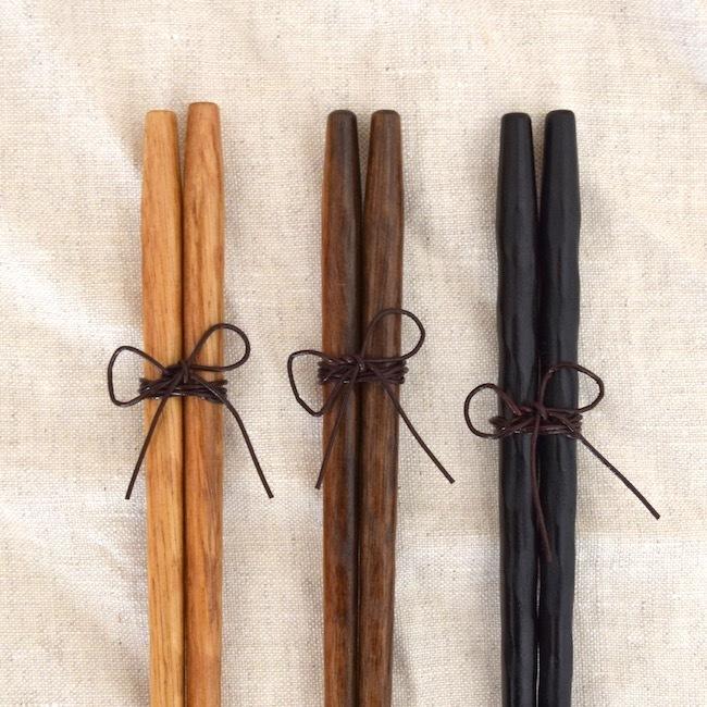 軽くて使いやすい箸(3膳セット)