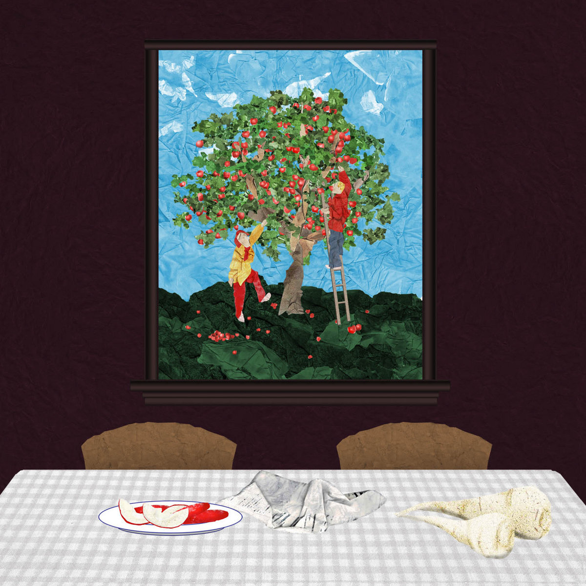 Parsnip - When The Tree Bears Fruit (LTD. Neon Green LP)
